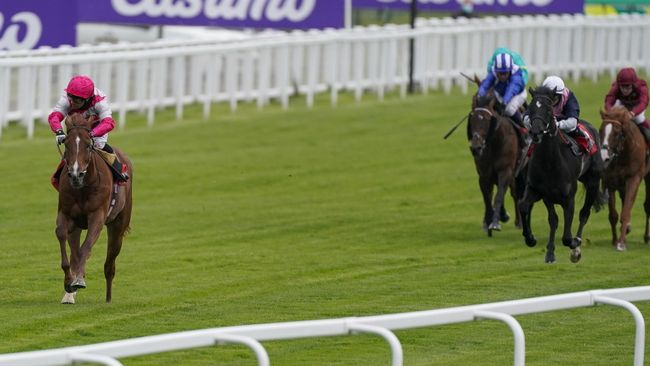 Ensured is looking for a quick-fire double at Sandown