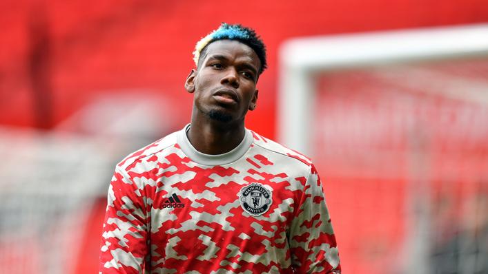 Manchester United midfielder Paul Pogba must prove his worth this season