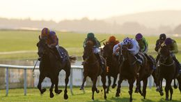 All eyes will be on the Curragh racecourse for the second day of the Irish Champions Weekend