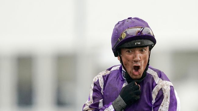 Frankie Dettori hoping to please fans