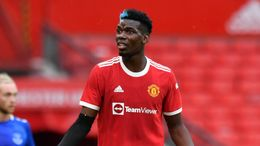 Paul Pogba will become a free agent next summer unless he extends his deal with Manchester United