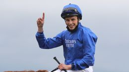 William Buick will not be rushing Arc decision
