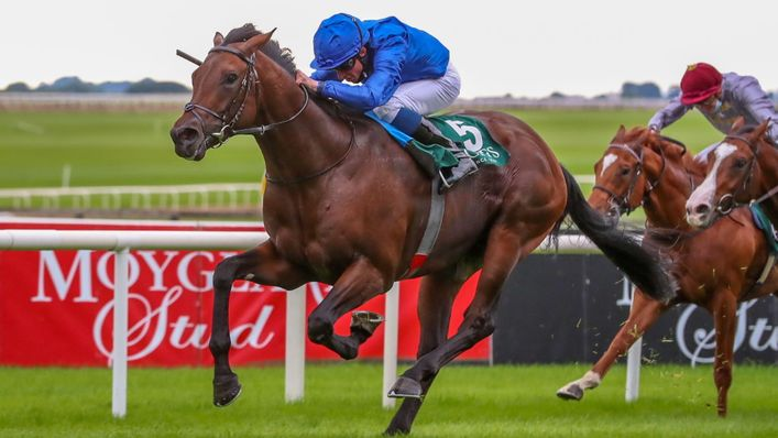 Native Trail could take on Dubawi Legend again in next April's 2000 Guineas