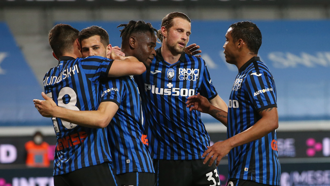 Victory over Genoa will move Atalanta closer to Champions League football