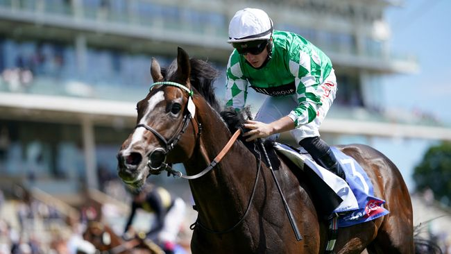 Roberto Escobarr is firmly in contention for the Ebor at York.