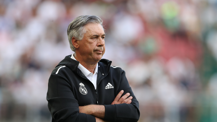 Carlo Ancelotti has returned to Real Madrid six years after being sacked by Los Blancos