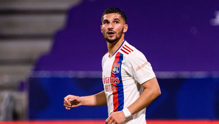 Arsenal may make a move for long-term target Houssem Aouar