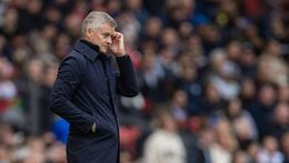 The pressure is building on Ole Gunnar Solskjaer at Manchester United