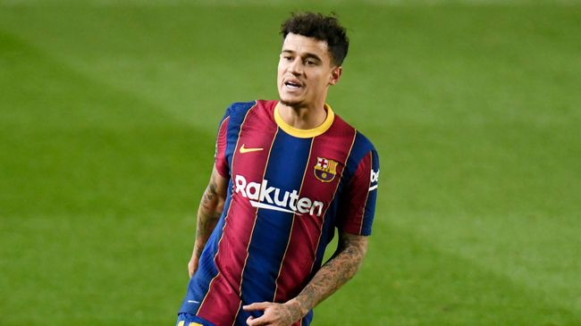 Leicester are reportedly interested in Philippe Coutinho