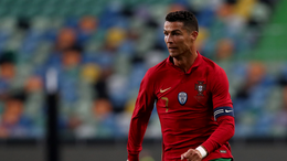 Cristiano Ronaldo is one goal away from becoming the leading scorer in European Championship history