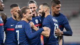 France's embarrassment of attacking riches has been further enhanced by Karim Benzema's return
