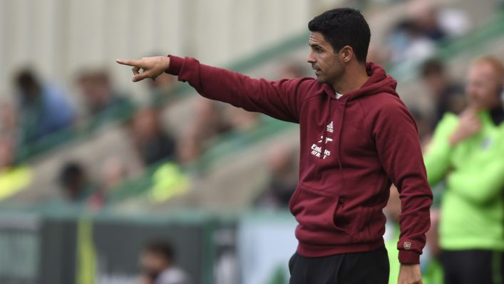 Mikel Arteta did not have much to cheer about last season