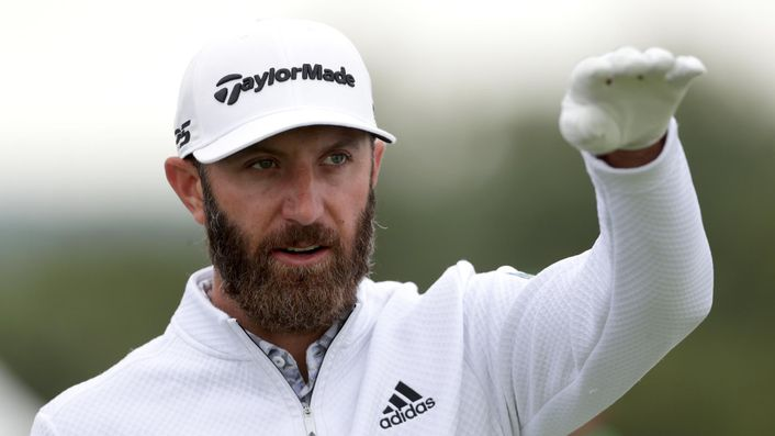 Dustin Johnson returns to Royal St George's 10 years after finishing runner-up to Darren Clarke at the 2011 Open