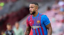 Memphis Depay has stepped up to fill the void left by Lionel Messi at Barcelona