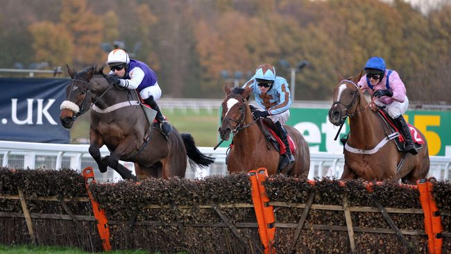 Our attention will be at Sandown Park on Wednesday
