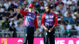 Eoin Morgan (left) will be looking to lead England to glory at the T20 World Cup