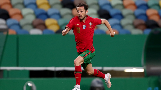 Bernardo Silva is reportedly interested in leaving Manchester City this summer