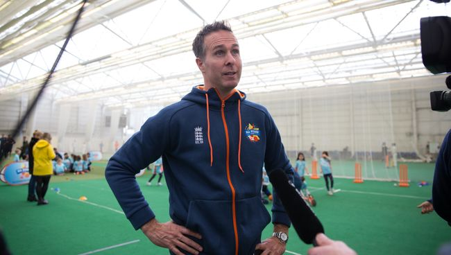 Michael Vaughan spoke exclusively to LiveScore about The Hundred