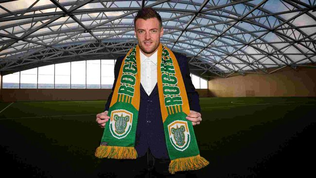 Jamie Vardy has bought a minority stake in US-based franchise Rochester Rhinos