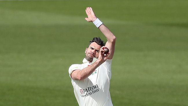 Fast bowler James Anderson cannot wait to see how the Hundred fairs