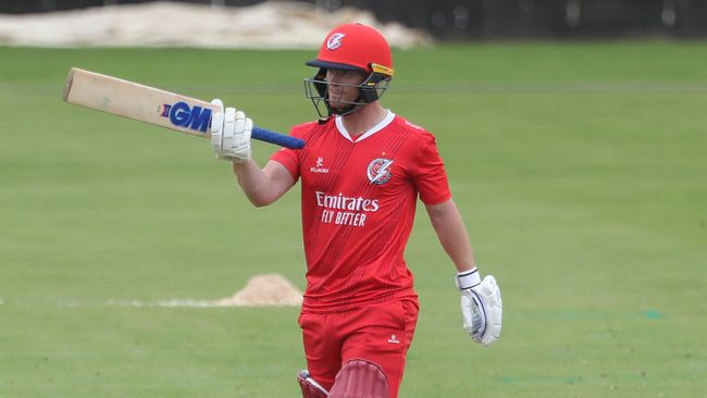 Lancashire's Alex Davies has been tipped to impress in The Hundred