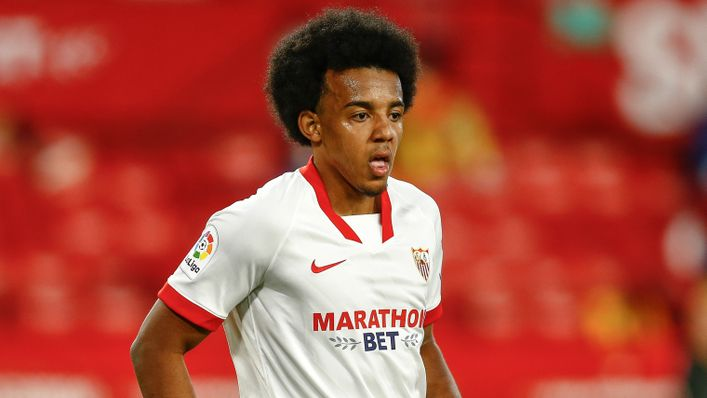 Jules Kounde is a wanted man after a stellar campaign with Sevilla last season