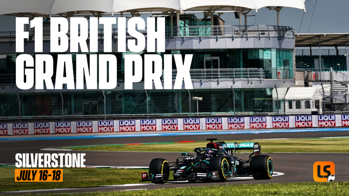 Formula 1 is back on British shores this weekend
