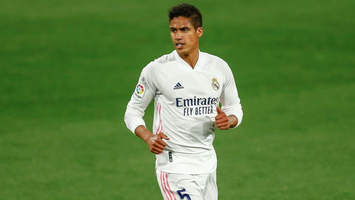 Raphael Varane would bring some world-class quality to Manchester United's defence