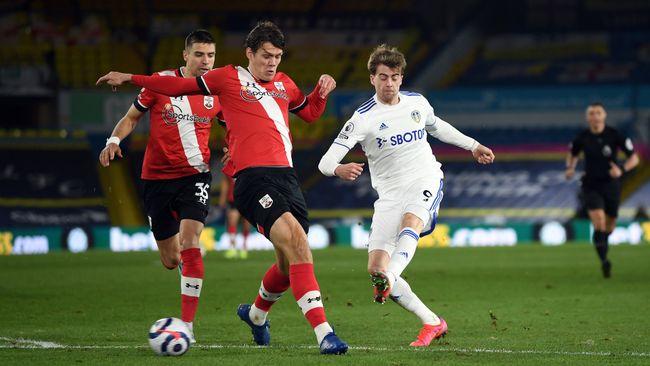 Leeds forward Patrick Bamford has netted 14 goals this season but needs help