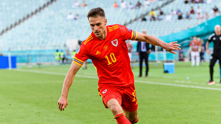 Reports suggest Wales midfielder Aaron Ramsey is surplus to requirements at Juventus