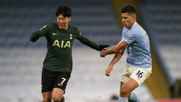 Heung-Min Son's Tottenham and Rodri's Manchester City meet on the opening day of the Premier league season