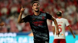 New Benfica signing Roman Yaremchuk registered a goal and an assist on his league debut