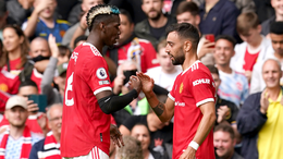 Paul Pogba and Bruno Fernandes ripped Leeds apart at Old Trafford