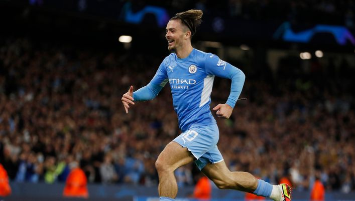 Jack Grealish has hit the ground running at Manchester City