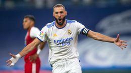 Karim Benzema's hat-trick against Celta Vigo last weekend means he already has five LaLiga goals for the season