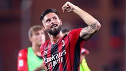 Olivier Giroud and his Milan team-mates will be looking to heap more misery on struggling Juventus