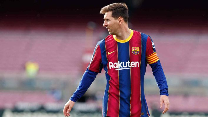 Lionel Messi is once again being linked with a switch to Manchester City