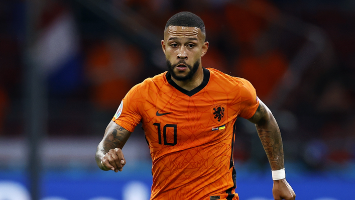 Memphis Depay appears to be on the verge of rejoining Ronald Koeman at Barcelona