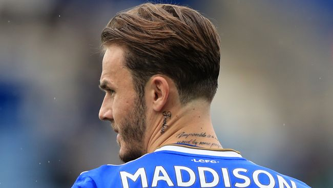 James Maddison has made his way to the top of Arsenal's wish list this summer