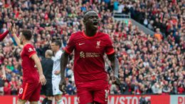 Sadio Mane is looking to set a new Premier League record against Crystal Palace