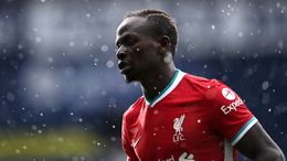 Sadio Mane's Anfield future is uncertain after his struggles this season