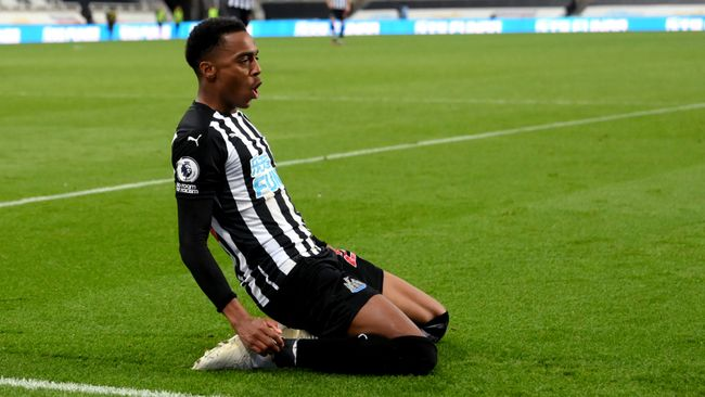 Joe Willock and Newcastle are looking for a victory over Sheffield United