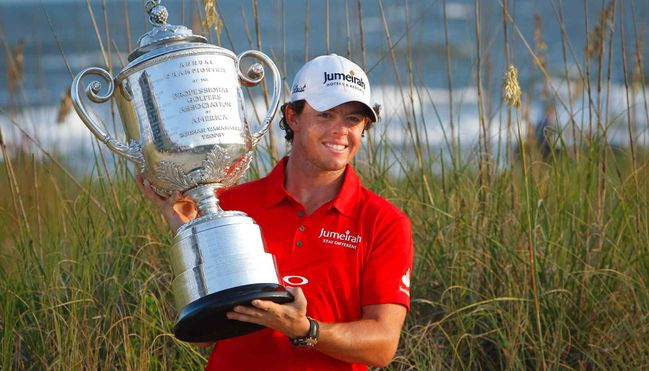 The last time the US PGA Championship was held at Kiawah Island, a young Rory McIlroy romped to victory