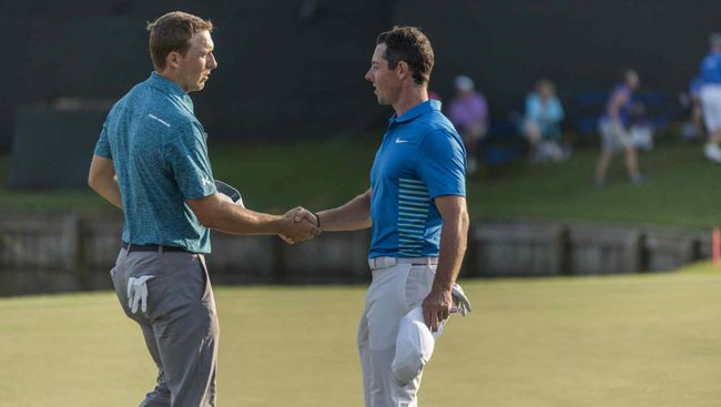 Jordan Spieth and Rory McIlroy both head to South Carolina with recent wins under their belt