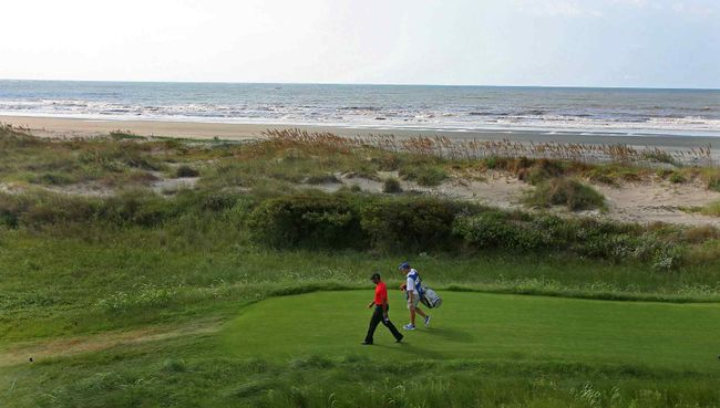 Few American tracks are as exposed to the elements as Kiawah Island's Ocean Course