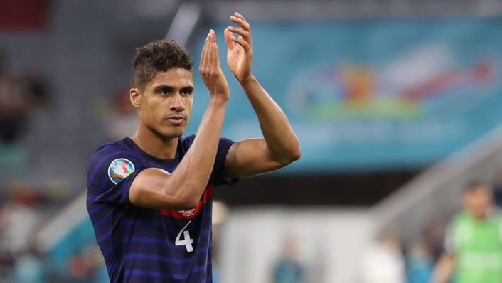Manchester United's opening bid for Raphael Varane has been rejected by Real Madrid