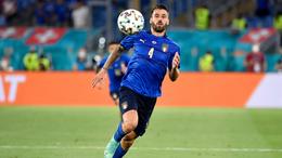 Leonardo Spinazzola has caught the eye for Italy at the European Championship