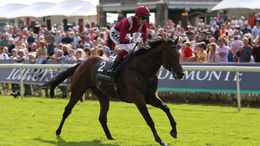 Mishriff looks destined for the Breeders' Cup next month although the target still has to be confirmed