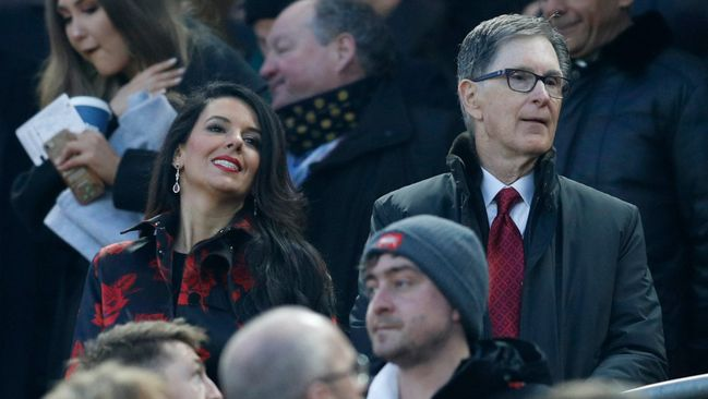Liverpool owner John Henry (right) is one of the key drivers behind the new competition