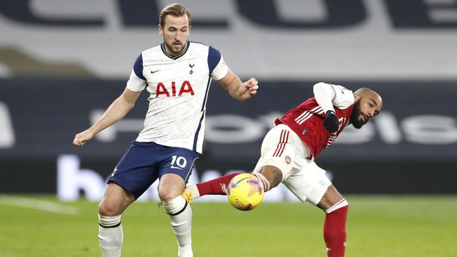 Tottenham and Arsenal would be guaranteed entry despite their recent Premier League struggles